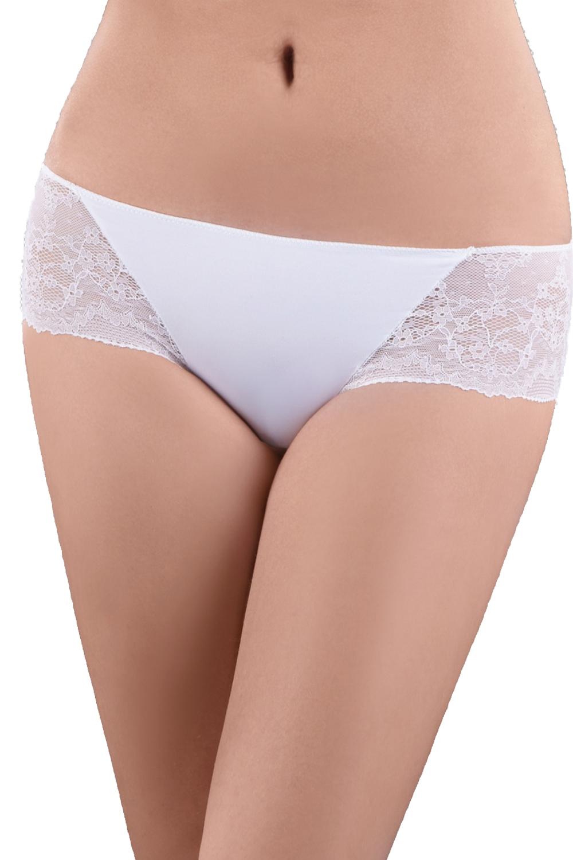 Dámské bílé kalhotky Modo 19