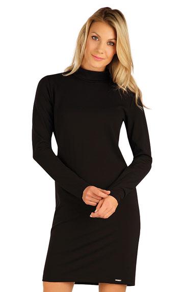 Dámské černé šaty Litex 7A131