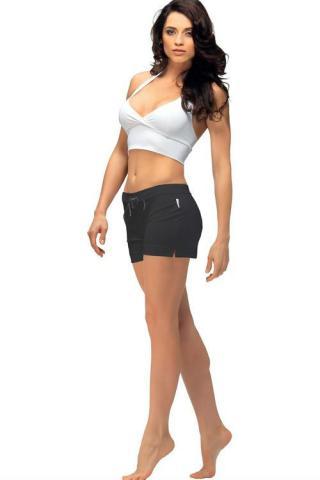 Dámské fitness šortky Winner Adela black