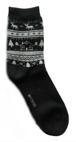 Dámské froté ponožky Auravia s termosložkou