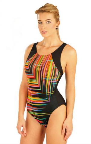 Dámské jednodílné sportovní plavky Litex 52491