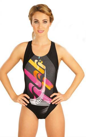 Dámské jednodílné sportovní plavky Litex 52498
