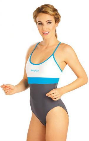 Dámské jednodílné sportovní plavky Litex 52511