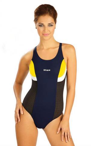 Dámské jednodílné sportovní plavky Litex 52512