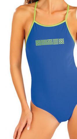Dámské jednodílné sportovní plavky Litex 57473