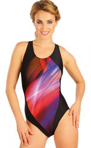 Dámské jednodílné sportovní plavky Litex 57482