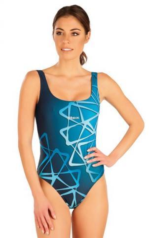 Dámské jednodílné sportovní plavky Litex 63526