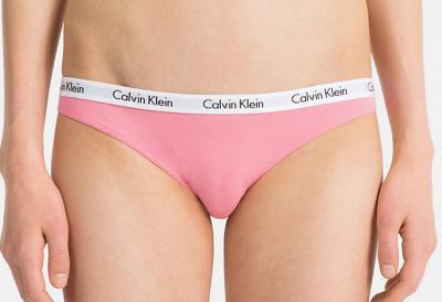 Dámské kalhotky Calvin Klein D1618E