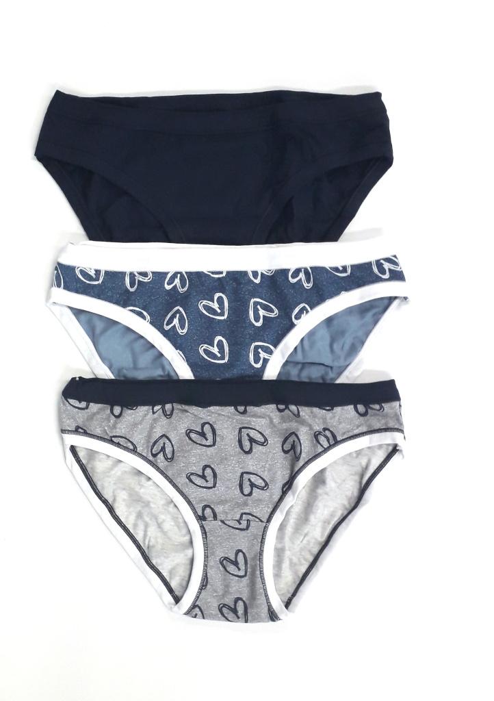 Dámské kalhotky Cotonella 3362 3 kusy