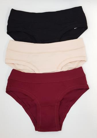 Dámské kalhotky Cotonella GD018 0E100 3 kusy