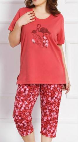 Dámské kapri pyžamo Vienetta Secret Petra