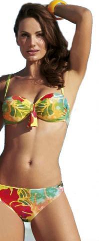 Dámské korzetové plavky Sunflair 71083