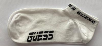 Dámské kotníkové ponožky Guess O0BY06 bílá