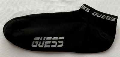 Dámské kotníkové ponožky Guess O0BY06 černá