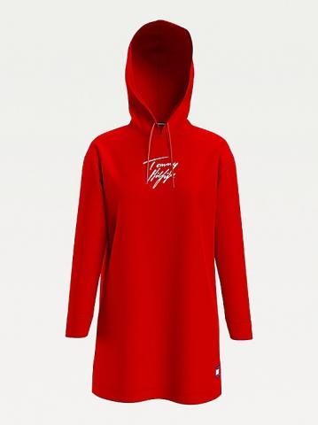 Dámské mikinové šaty Tommy Hilfiger UW02865