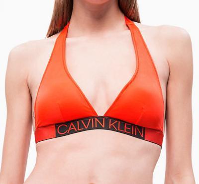 Dámské plavky Calvin Klein KW0KW00600 podprsenka