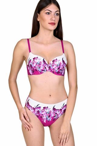 Dámské plavky LISCA Egina 40484+41437 růžová