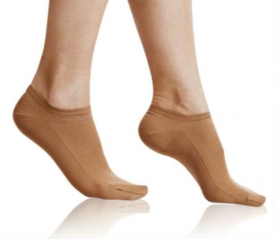 Dámské ponožky Bellinda 495917 FINE IN-SHOE SOCKS