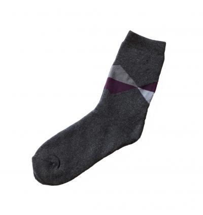 Dámské ponožky Pesail 208 Bambus Therm šedá