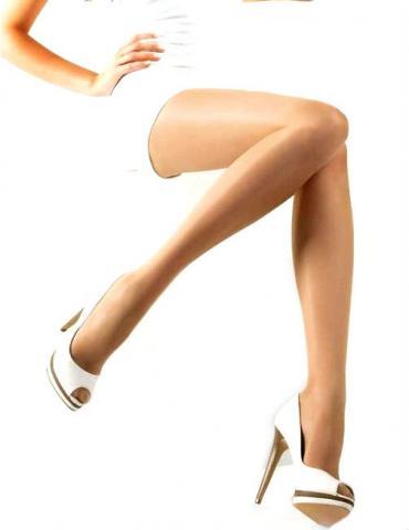 Dámské punčochové kalhoty D02 Novia Stretch - 3 ks