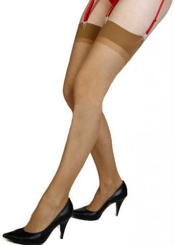 Dámské punčochové kalhoty na podvazek Evona Miluše