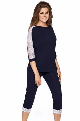 Dámské pyžamo Babella Toscana blue