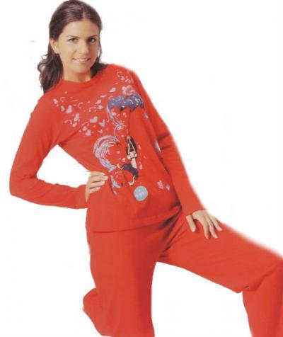 Dámské pyžamo CAPRICE 12155