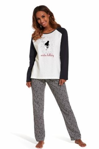 Dámské pyžamo Cornette 145/136 Lullaby