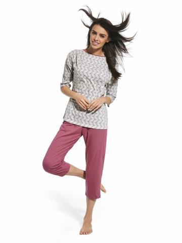 Dámské pyžamo Cornette 147/157 Iga plus