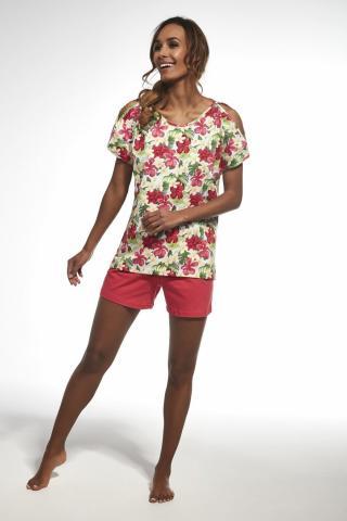 Dámské pyžamo Cornette 342/138 Hawaii