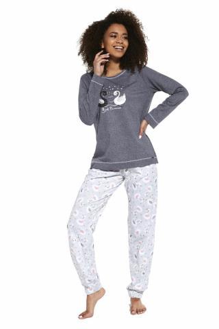 Dámské pyžamo Cornette 381/257 Swan