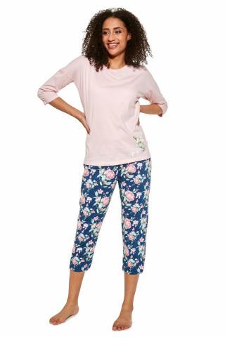 Dámské pyžamo Cornette 463/288 Flower