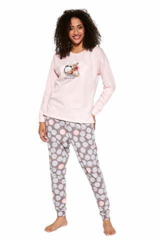 Dámské pyžamo Cornette 468/276 Time to sleep2