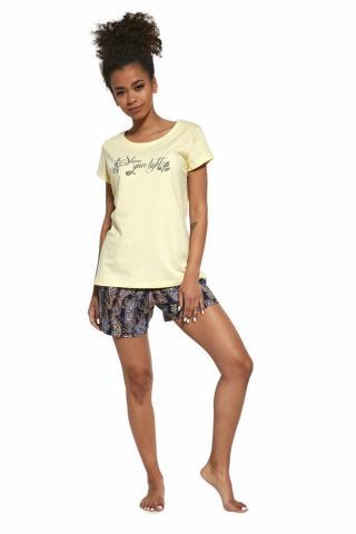 Dámské pyžamo Cornette 665/245 Shine
