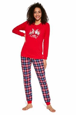 Dámské pyžamo Cornette 671/279 Gnomes
