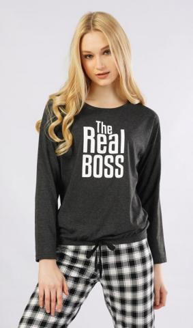 Dámské pyžamo Vienetta Secret Real boss