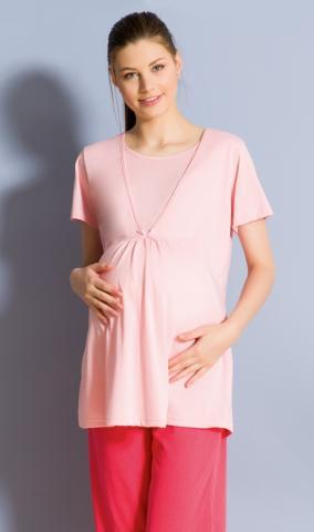 Dámské pyžamo kapri mateřské Vienetta Secret Marie