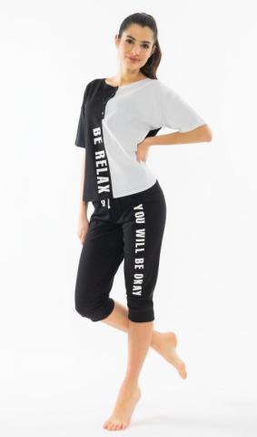 Dámské pyžamo Vienetta Secret Relax