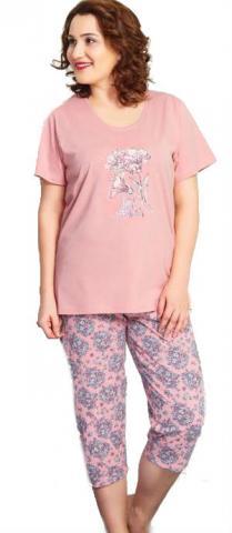 Dámské pyžamo kapri Vienetta Secret Marie