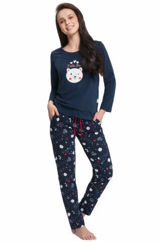 Dámské pyžamo Luna 680