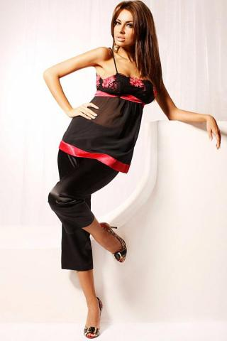 Dámské pyžamo Miran M-715