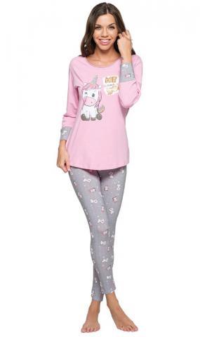Dámské pyžamo Poppy Madeline Unicorn