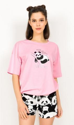Dámské pyžamo šortky Keep sleeping