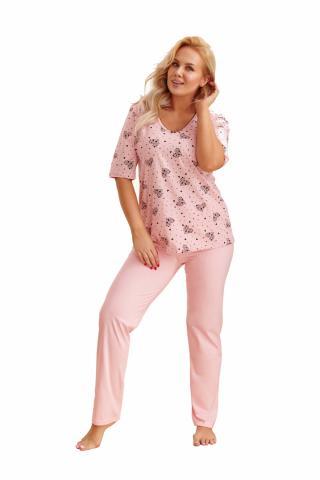 Dámské pyžamo Taro 2465 Lidia pink