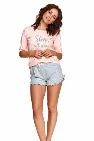Dámské pyžamo Taro 2488 Malwa růžové