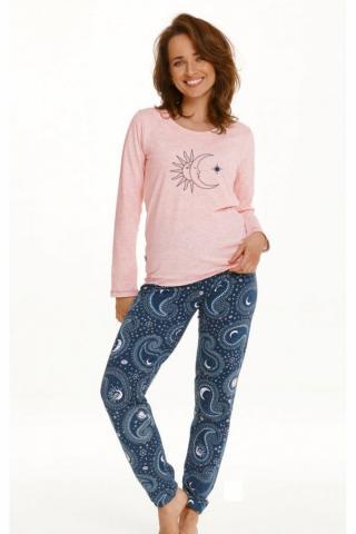 Dámské pyžamo Taro 2563 Gaja růžové