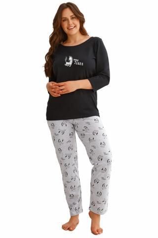 Dámské pyžamo Taro 2610 Vesta plus