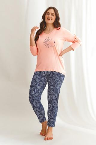 Dámské pyžamo Taro 2611 Omena