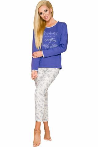 Dámské pyžamo Taro Gabi 211 modré