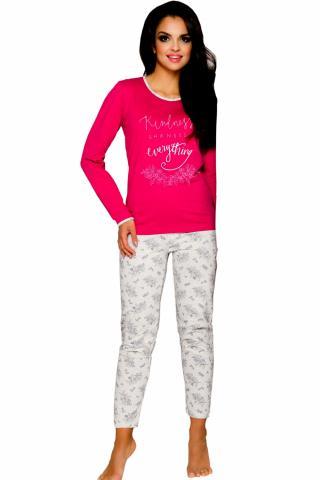 Dámské pyžamo Taro Gabi 211 rapberry